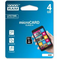 KARTA MICRO SD 4 GB GOODRAM