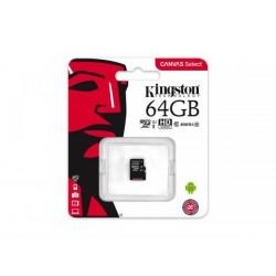 Karta micro SD 64GB Canvas...