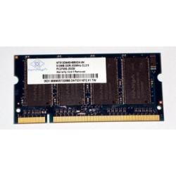 PAMIĘĆ RAM DDR1 512mb PC2700S
