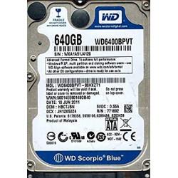 HDD 2,5` 640 GB WD [NOWY]