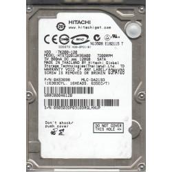 HDD 2,5` 120 GB HITACHI [NOWY]