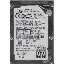 HDD 2,5` 80GB [SH]