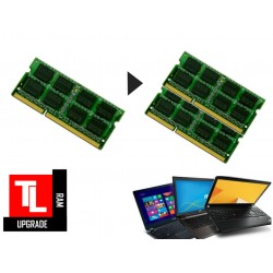 ROZBUDOWA RAM z 4GB do 8GB