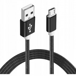 KABEL MICRO USB 1,5m NYLON