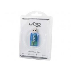 KARTA DŹWIĘKOWA USB 5.1 UGO